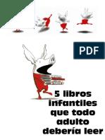 5 Libros Infantiles Que Todo Adulto Debería Leer