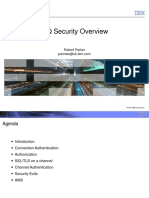 MQ Security Overview
