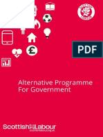 Alternative Programme for Government