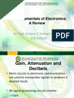 Gain, Attenuation and Decibels.pdf