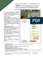 Leaflet 3Phase Grid System