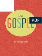 the gospel booklet