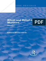 Ritual and Belief in Morocco VOL I - Edward Westermarck