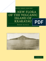 The New Flora of the Volcanic Island of Krakatau