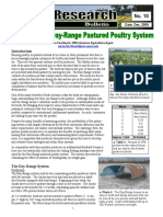 Day Range Poultry System Perfect