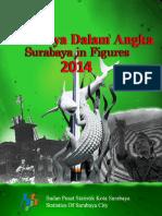 Surabaya Dalam Angka 2014