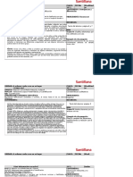 Planificaciones Santillana Matemática, Listas