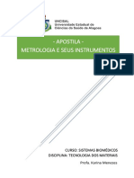 Apostila Medições e Instrumentos