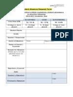sarf forms 2016-2017