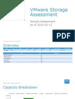 VMware Sample Report