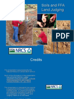 land judging cde revised 2012 - nrcs