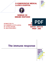 The Immune Response