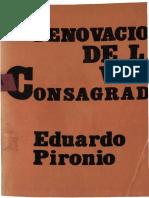 PIRONIO, E. - Renovacion de la vida consagrada - Paulinas, 1977.pdf