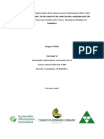 Dossier on the Proposed Importation of the Natural Enemy Psyllaephagus Bliteus Riek (Hymenoptera Encyrtidae), For the Control of the Exotic Invasive Eucalyptus