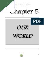 UNIT 5 - Our World