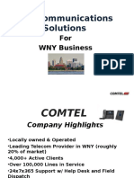 Telecommunications Solutions For WNY Busniess