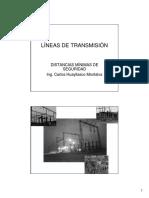04897Líneas de Transmisión - Distancias Mínimas de Seguridad