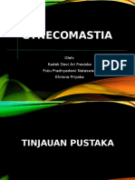 Ppt Gynecomastia