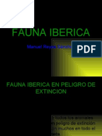 MANUEL Fauna Iberica