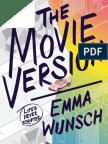 The Movie Version Chapter Sampler