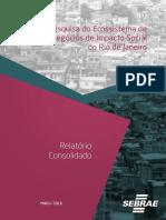 Relatório Negócios de Impacto Social