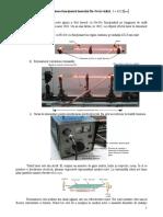 Alinierea Si Studierea Functionarii Laserului He Ne Pe 632ů