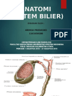 Anatomi Sistem Bilier