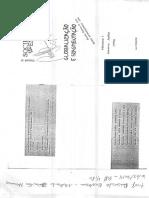 DOGAN, Mattei - Fragmentação Das Ciencias Sociais