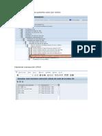 Configuración Ordenes Aumento Valor Por Centro
