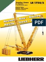 Liebherr Technical Data Sheet 261 Lr 1750 2 Td 261 01 Defisr07 2015