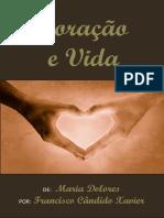 """Maria Dolores - """"Coração e Vida""""- Psicografia de Chico Xavier"""