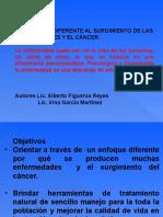 acidificación como causa de las enfermedades y el cancer