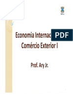 EICE - Bloco I - Krugman & Obstfeld - CAP 01