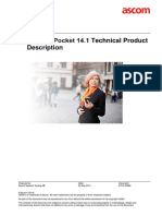 TEMS Pocket 14.1 Technical Product Description
