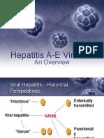 Hepatitis a-E Viruses 1