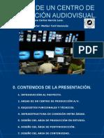 Diseño de Un Centro de Producción Audiovisual