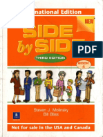 6787159 Side by Side 4 Students Book
