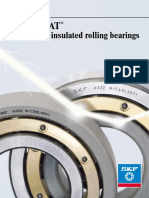 SKF - 2002 - INSOCOAT® Electrically insulated rolling bearings