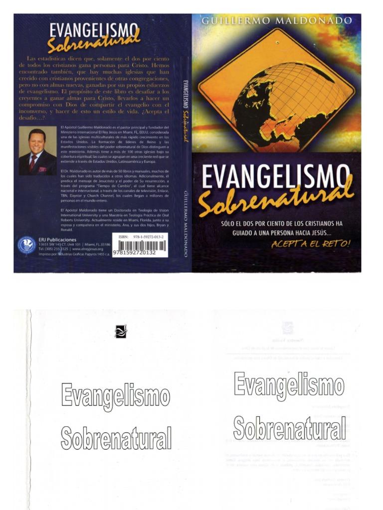 descargar libro evangelismo sobrenatural guillermo maldonado pdf gratis