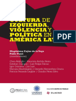 Cultura y Violencia Politica