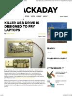 Killer USB