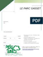 LE PARC GASSET