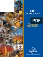 All Idc Training Directory s v18