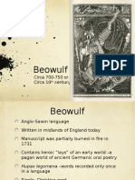 old beowulf powerpoint