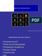 Conceptos Generales de Marketing