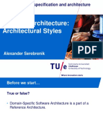 A3 - Arch Styles