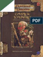D 3 5 Complete Scoundrel