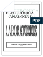 Laboratorios Analoga I 2016