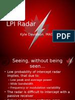 LO 16 - LPI Radar