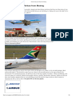 How to Know Your Airbus From Boeing _ Arun Rajagopal